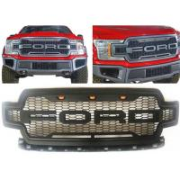 Quality 2018 New Ford F150 Raptor Auto Replacement Spare Parts Upgrade Front Grille for sale