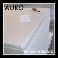 Quality Fireproof Gypsum Board Gypsum Board For Sale