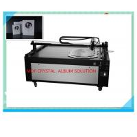 China Automatic Crystal Glue Dispensing Machine for Cystal Cover / Frame Making Machine on sale
