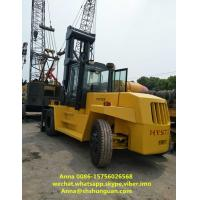 Quality H16.00 XL-2 Hyster Diesel Forklift , Heavy Duty 16 Ton Forklift Truck for sale
