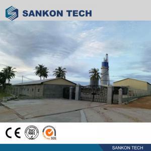 Quality High Efficient Autoclaved Aerated Concrete Production Line  Slurry Scale Mobile Concrete Block Making Machine for sale