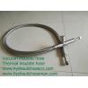 Buy cheap Liquid nitrogen hose/ vacuum insulate flexible hose / vacuum hose / flexible from wholesalers