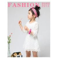 Quality Summer Children Dress for teenage girls for sale