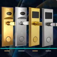 Quality Stainless Steel 304 RFID Hotel Lock For Wooden Doors & Composite Doors for sale
