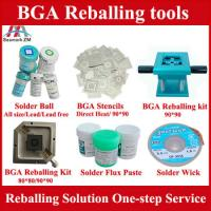Quality bga reballing stencils for sale