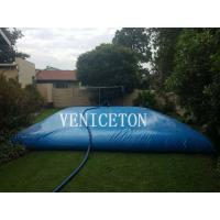 Quality 35,000L PVC Pool Solutions Water Storage Tank/ Water Storage Bladder for sale