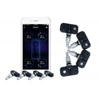 Quality Car TPMS Wireless Tire Pressure Monitoring System IP 67 With 4 Internal Sensors for sale