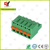 10A - 15A Pluggable Terminal Block Universal Connector Wire Range 28-12 AWG