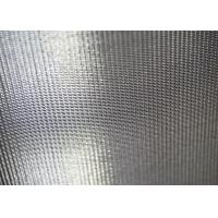 Quality SS Woven Wire Mesh , Square Mesh Wire Cloth For Chemistry Industry for sale