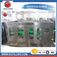 Quality Automatic Drinking Water Filling Machine , Water Bottling Equipment Stainless Steel 304/316 for sale