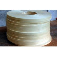 Quality Slice Cut Okoume Veneer Edge Banding  Natural 0.5mm Thickness for sale