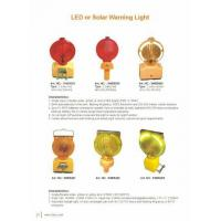 Quality LED Solar Warning Light for sale