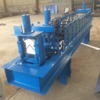 Buy cheap L type Roll Forming Machine For Exterior Walls / Ceilings with 8 rows of rollers from wholesalers