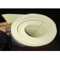 Quality Heat Resistant Needle Punched Kevlar Industrial Felt Pad With High Density for sale