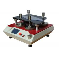 Quality Electrical standard abrasion Textile Testing Equipment  ASTM D4966 with Grips for sale