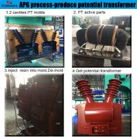 Quality best price apg machine for low voltage current transformer for sale