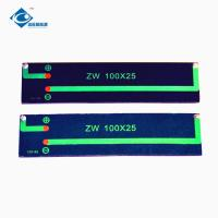 China 5.5V Epoxy Resin Solar Panel Suitable For Solar Toys ZW-10025 solar panel photovoltaic 0.33W on sale