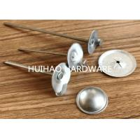 Quality US Standard Stainless Steel Lacing Anchors With 22mm Dia Aluminum Dome Caps for sale