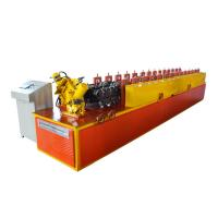 Quality Auto Light Steel Keel Roll Forming Machine Roof Truss And Track Channel Forming Machine for sale