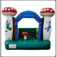 Quality Mashroom Commercial Inflatable Toddler Bounce House Inflatable Bounce Houses for Sale for sale