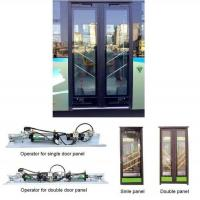 Quality Single And Double Leaf  Pneumatic Bus Door Systems With Sensitive Edge for sale