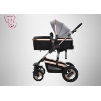 Quality Carry Cot  Baby Sport Strollers With Springs On Front Wheels One - Thouch Brake for sale