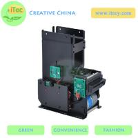 Quality Paper ticket / PVC/ lottery card dispenser  self-service card vending terminal with RS232 for sale