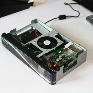 Linux OS Enigma 2 800hd FTA Receiver BCM4505 Tuner SIM 2 10
