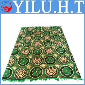 China beautiful muslim prayer carpet floor mats edging trim binding tape on sale