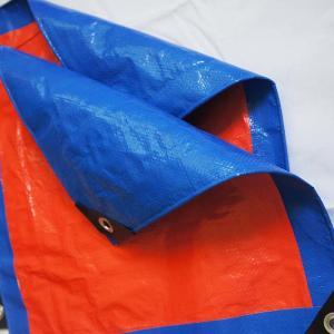 Quality UV Protection PE Tarpaulin Sheet Length Custom 40 GSM ~ 400GSM Weight for sale
