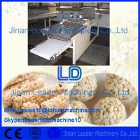 Quality Stainless Steel Automatic Nutrition Bar Product machinery/ Making machine for sale