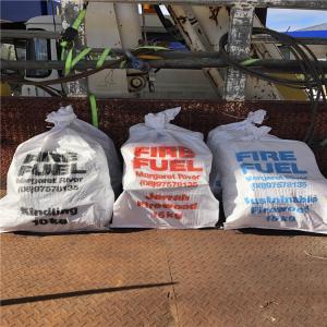 Quality Flexo Printing Pp Woven Bags Custom Size For Sugar Flour Rice 5kg 15kg 25kg for sale