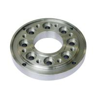 Quality Customized forged steel flange , Alloy steel / stainless steel pipe fittings for sale