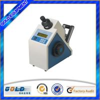 Quality Digital ABBE Refraction Meter for sale