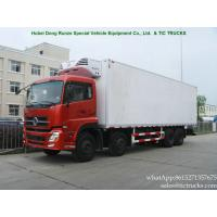 8580fd9509 ... Buy DONGFENG Refrigerated Freezer Truck Reefer Truck Frozen Food 340HP  cummins at wholesale prices