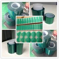 Quality Green PET tape for PCB masking protection for sale