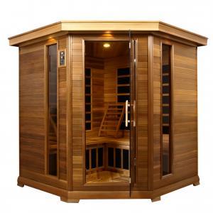 China Home sauna on sale