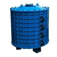 Quality 0.1~0.4MPA Pressure Glass Lined steel condenser heat exchanger for food industry for sale