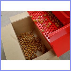 Quality hazelnut green skin peeling machine, hazelnut skin shelling machine for sale