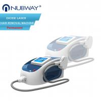Quality high power professional permanent unhairing 808nm diode laser hair removal machine for sale