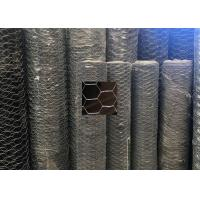 Poultry Gabion Wire Mesh Fence / Chicken Wire Fencing Panels Double ...