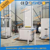Quality Electric Wheelchair Elevator Lift / Residential Hydraulic Elevator For Old People for sale