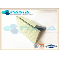 Quality Clean Room Honeycomb Composite Panels PVDF Powder Coated Abrasion Resistance for sale