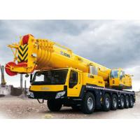 Quality Durable Single Cylinder Retractable All Terrian Crane With Can Technique QAY200 for sale