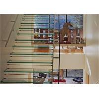 ... Buy Closed Riser Straight Floating Steps Staircase / Floating Spiral  Staircase At Wholesale Prices