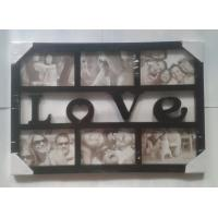 Quality Home decoration FAMILY HANGING PHOTO FRAME/ MODERN WALL HANGING PICTURE FRAME MOULDING for sale