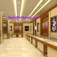 China Shop Counter Design and interior furniture design, jewelry display counter manufacturer on sale