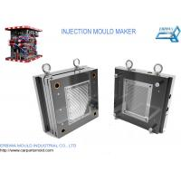 Buy Custom Car Interior Parts Injection Mold For White Plastic Lattice at wholesale prices