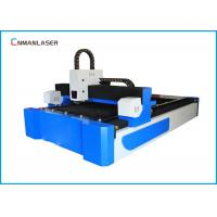 Quality Water Cooling 500w 1000w Carbon Steel Tube Pipe Metal Laser Cutting Machine for sale