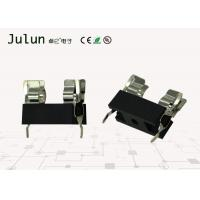 Quality PA66 250v Inline Fuse Holder Pcb Mount PTF Fuse Block Series Flame Resistant for sale